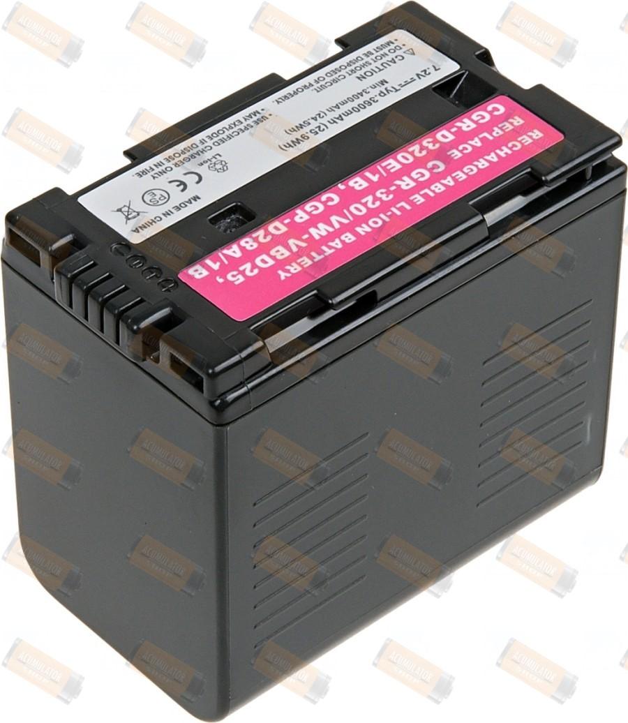 Acumulator compatibil Panasonic NV-DS15EG