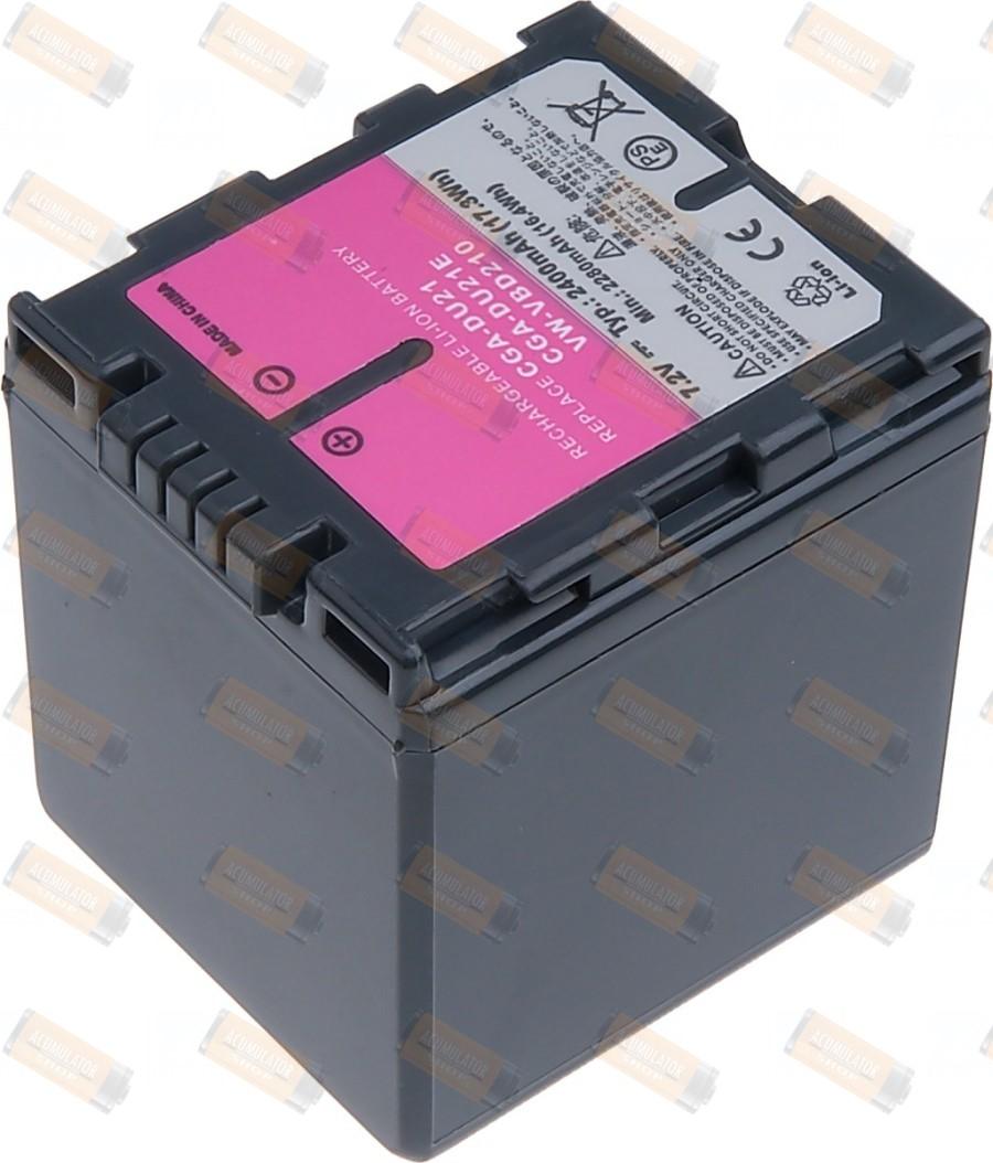 Acumulator compatibil Panasonic NV-GS75B