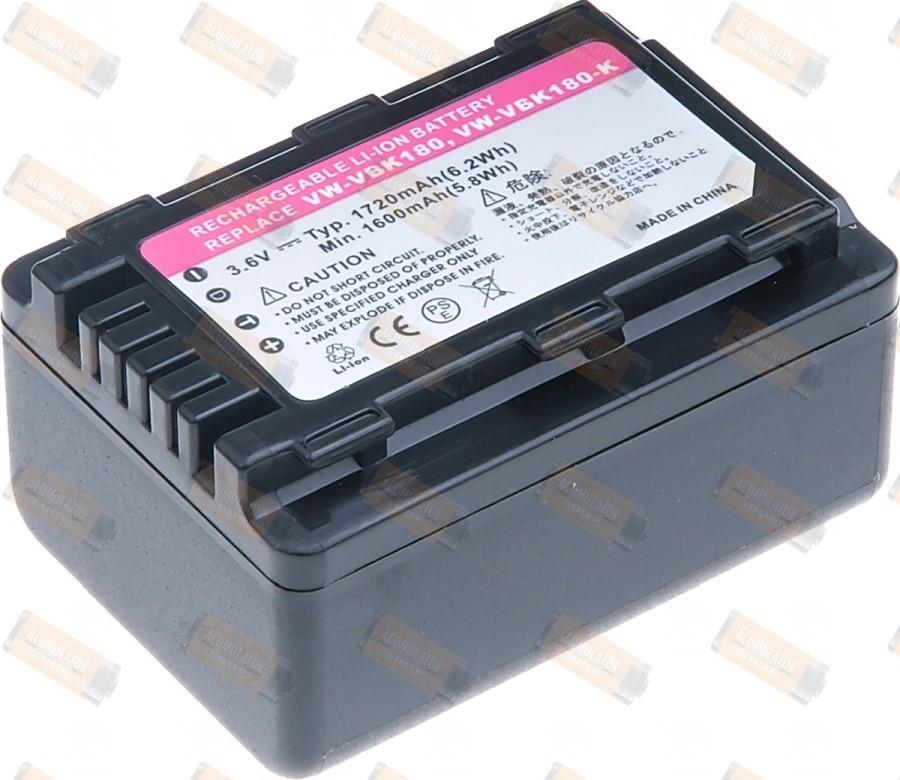 Acumulator compatibil Panasonic HC-V707