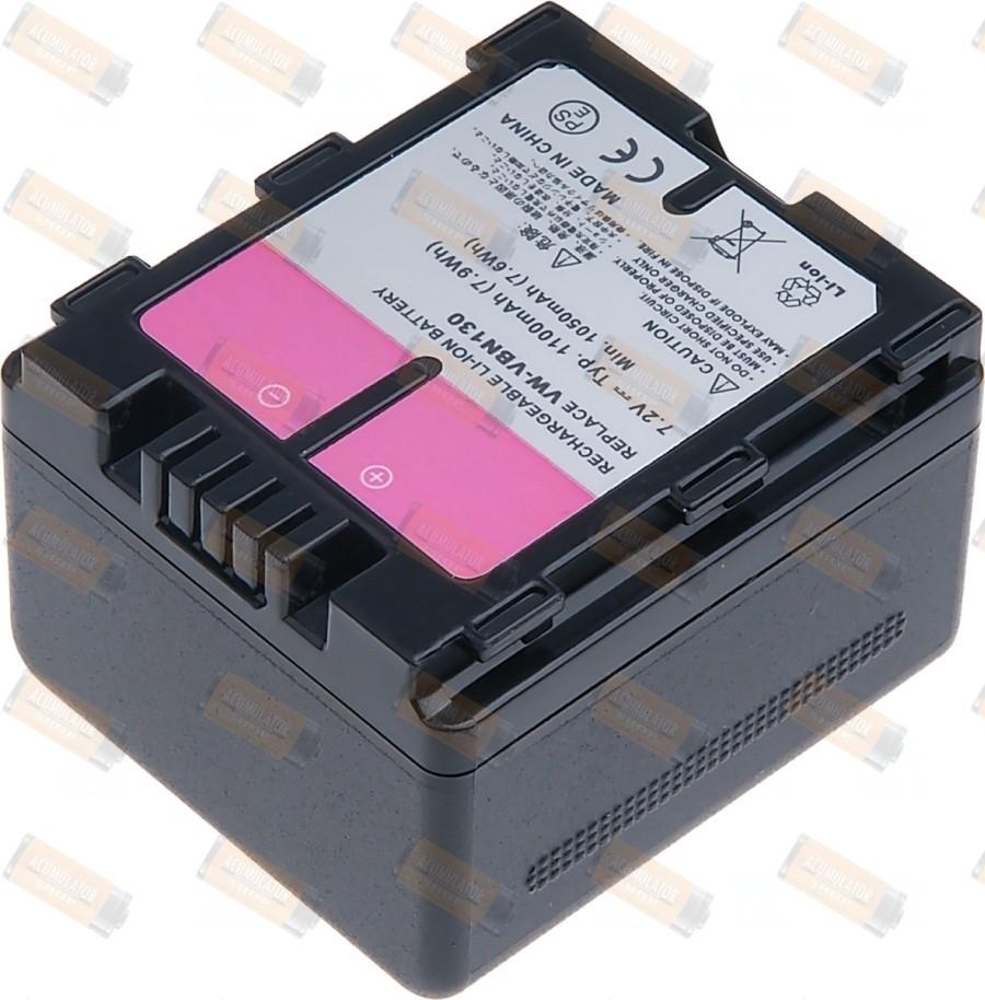 Acumulator compatibil Panasonic HDC-SD909