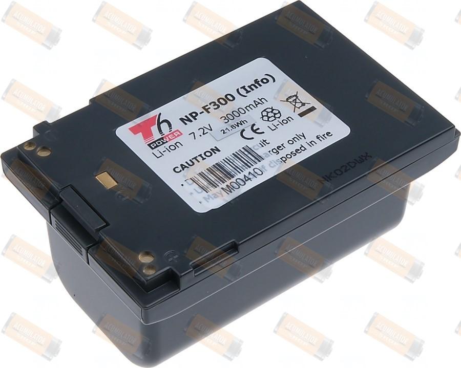 Acumulator compatibil Sony DCR-PC10