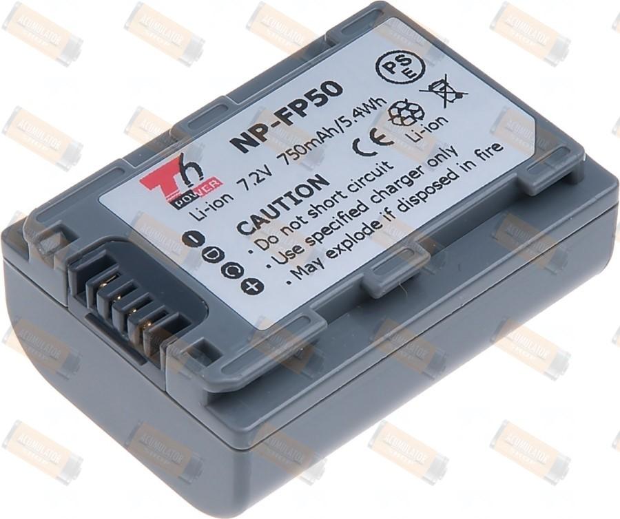 Acumulator compatibil NP-FP30