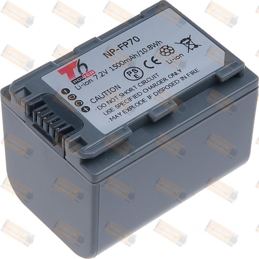 Acumulator compatibil NP-FP70